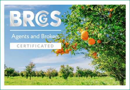Orange Grove Photo with BRC logo